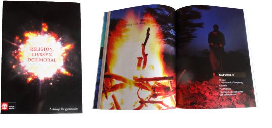 Religion, livsyn och moral, antologi för gymnasiet, Natur & Kultur