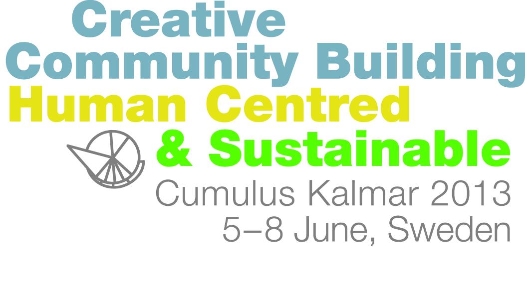 KTH Designfakulteten i samarbete med Cumulus designkonferenser