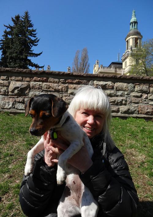 Jag och min hund