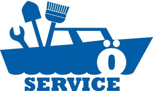 Utformning av logotyp Ö-service